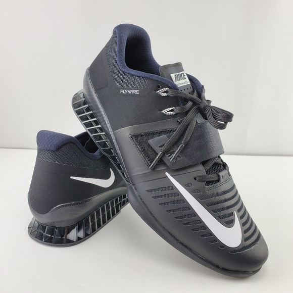 nike men's romaleos 3 weightlifting shoes